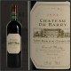AOP Saint-Emilion Grand Cru Chateau du Barry 2011